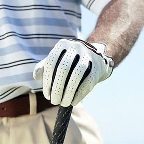手套用超纖革